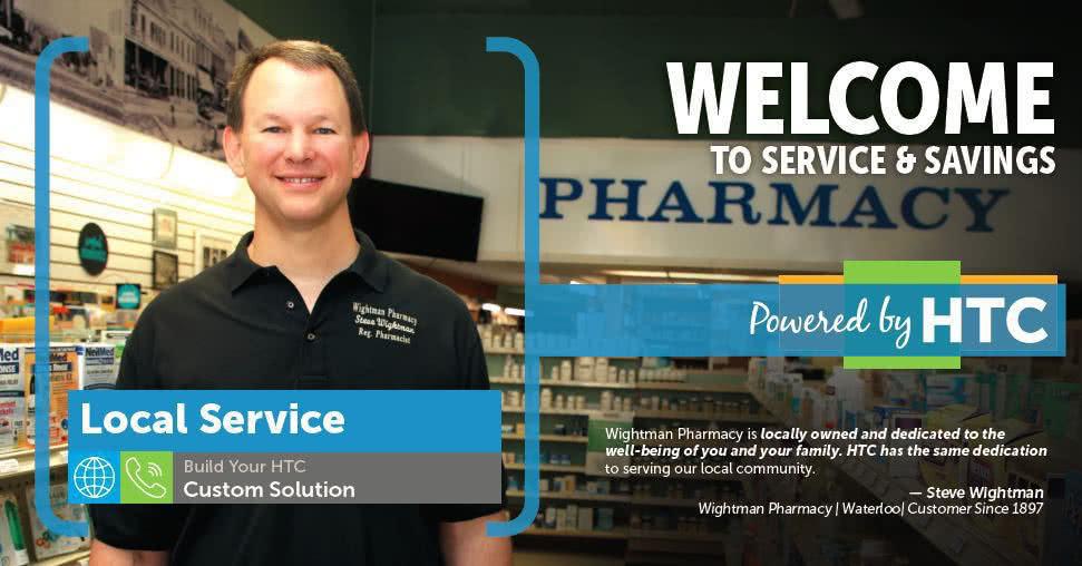 Wightman Pharmacy - HTC Testimonial