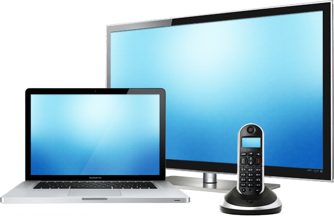 Bundle Internet TV and Phone Services