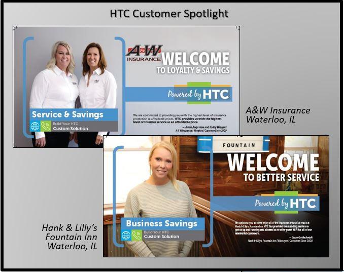Harrisonville Telephone Company business internet