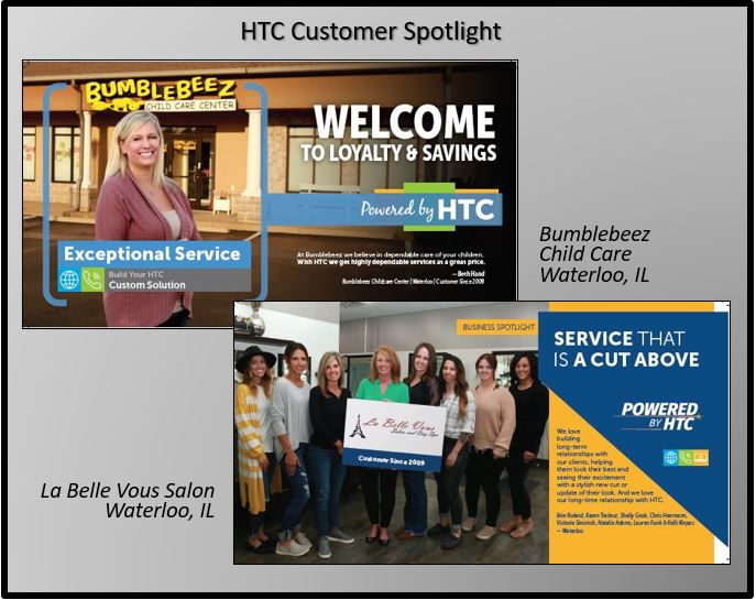 Harrisonville Telephone Company business phone and internet