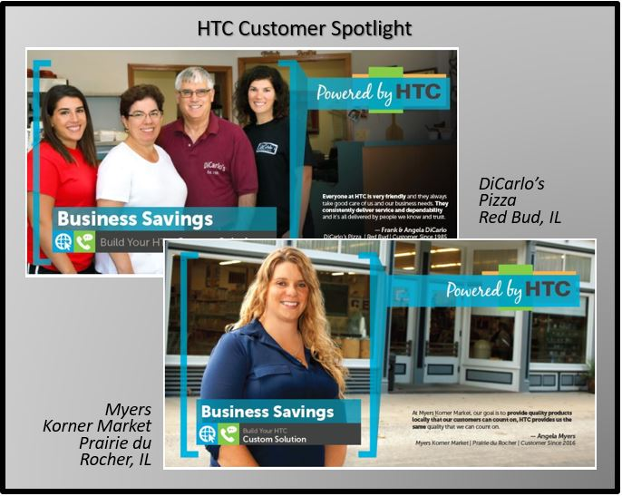 HTC Customer Spotlight: Myers Korner Market and DiCarlo's