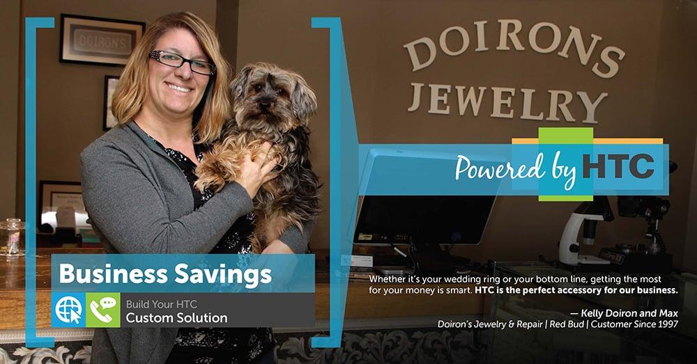 Doiron's Jewelry & Repair - Red Bud