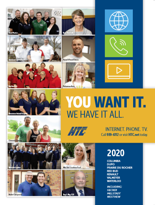 Harrisonville Telephone Company 2020 Directory