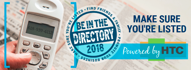 Make sure you're listed in the 2018 Directory