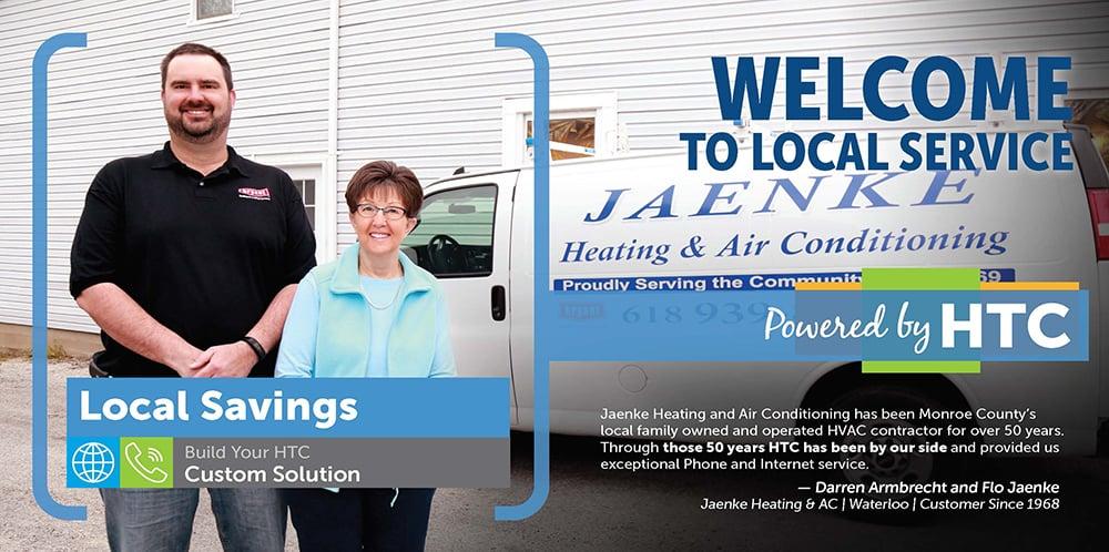 Jaenke Heating and Air Conditioning