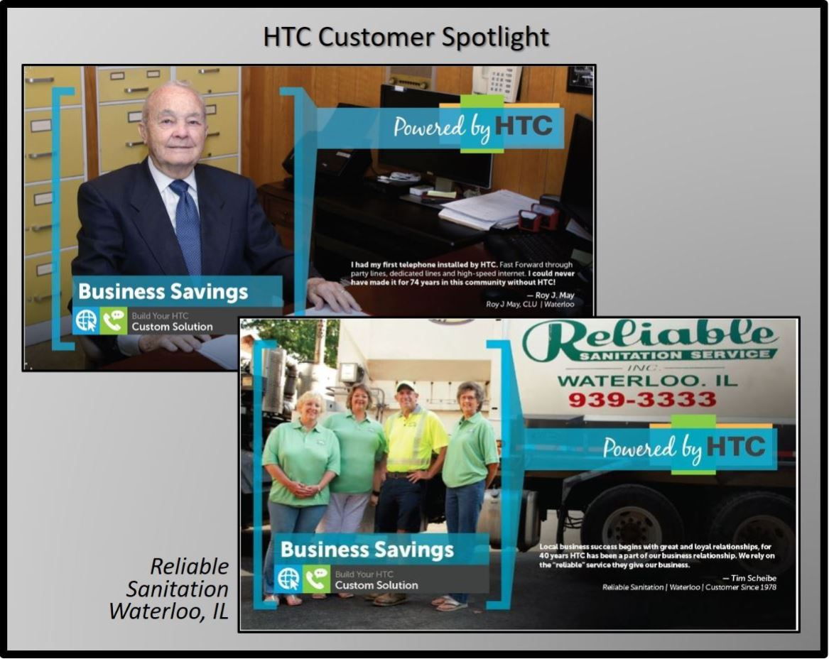 HTC business services phone internet