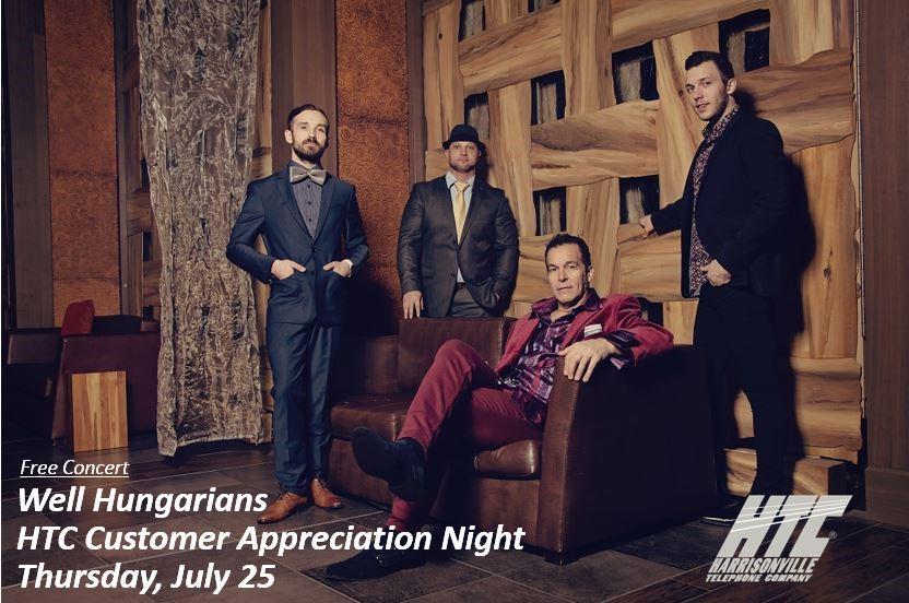HTC Customer Appreciation Night at the Fair