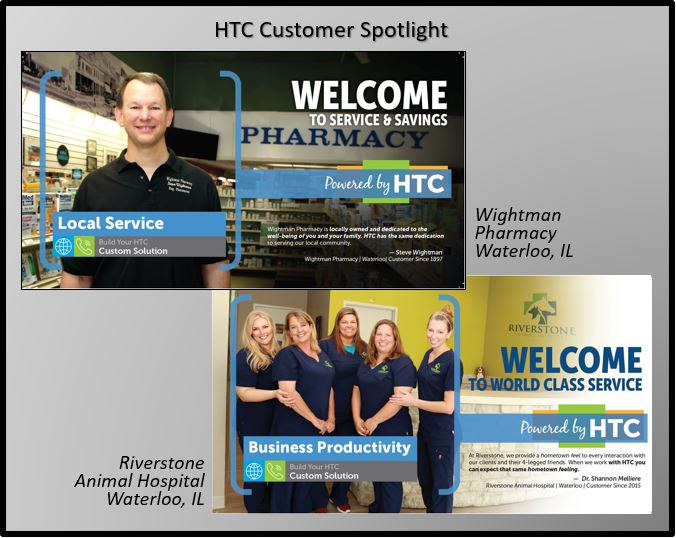 Harrisonville Telephone Company customer spotlight