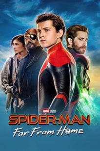 Spider-man Far From Home - Video on Demand