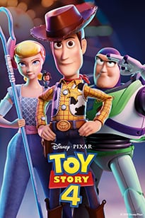 Toy Story 4 - Video on Demand