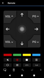 YourTV Remote